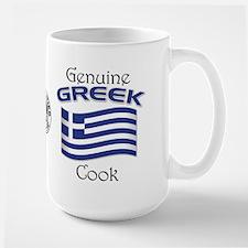 Genuine Greek Cook Mug