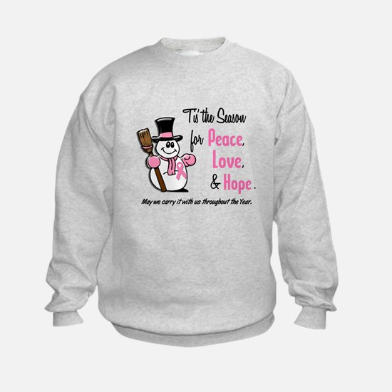 Holiday Snowman 1.3 Sweatshirt