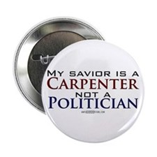 "...Not a Politician 2.25"" Button (10 pack)"