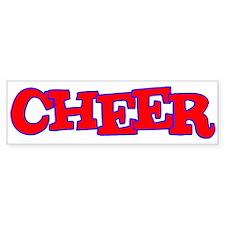 Cheer 2 Bumper Bumper Sticker
