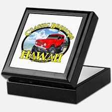 www.ClassicBroncosHawaii.Com Keepsake Box