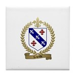 LEVEILLE Family Tile Coaster