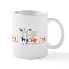 Beginning of an Era Mug