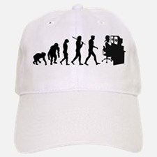 Film Editor Evolution Baseball Baseball Cap