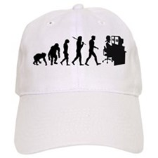 Film Editor Evolution Baseball Cap