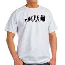 Film Editor Evolution T-Shirt