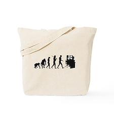 Film Editor Evolution Tote Bag