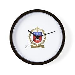 LEVESQUE Family Wall Clock