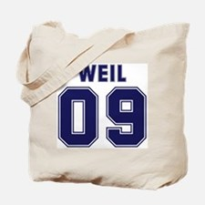 Weil 09 Tote Bag