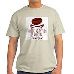 Home Roasting Ash Grey T-Shirt