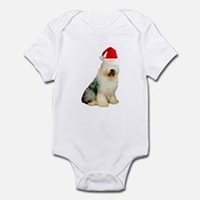 OES Chistmas Infant Bodysuit