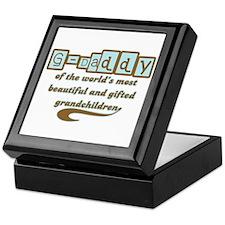 G-Daddy of Gifted Grandchildren Keepsake Box