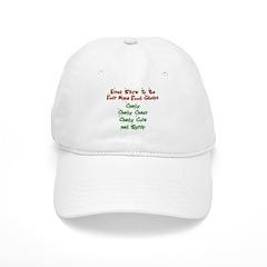 Elves - Food Groups Baseball Cap