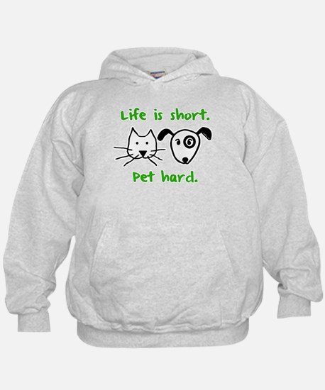 Pet Hard (Pets) Hoody