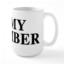 I Love My Plumber Mug