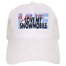 Love Me - Snowmobile Hat