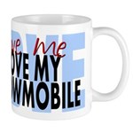 Love Me - Snowmobile Mug