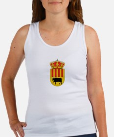 Unique Spain bull Women's Tank Top