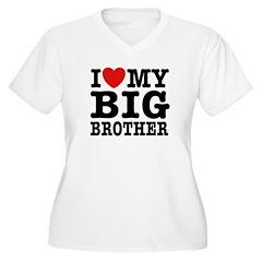 I Love My Big Bro T-Shirt