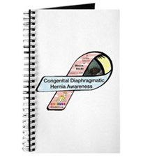 Mason Sardo CDH Awareness Ribbon Journal