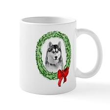 Siberian Christmas Mug