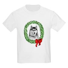 Siberian Christmas T-Shirt