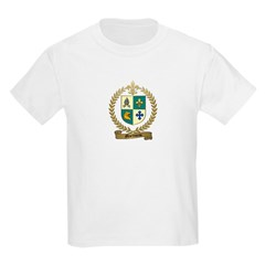 MARTINEAU Family Kids T-Shirt