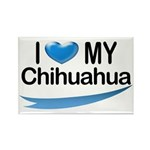 My Chihuahua Rectangle Magnet (100 pack)