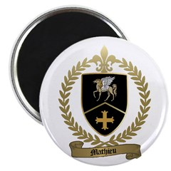 """MATHIEU Family 2.25"""" Magnet (100 pack)"""