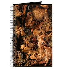 """Oberon & Titania"" Fairy Art Journal"