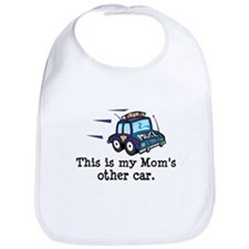 Mom Is A Cop Bib