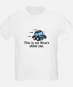 Mom Is A Cop T-Shirt
