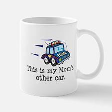 Mom Is A Cop Mug