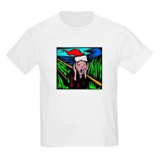 The Christmas Scream Kids T-Shirt