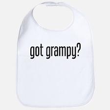 got grampy? Bib