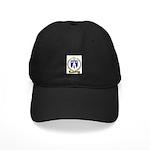 MEUNIER Family Crest Black Cap