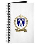 MEUNIER Family Crest Journal
