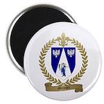 MEUNIER Family Crest Magnet