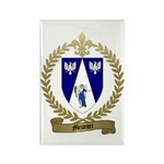 MEUNIER Family Crest Rectangle Magnet (100 pack)