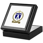 MEUNIER Family Crest Keepsake Box