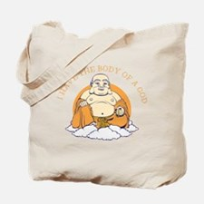 Body of a God Tote Bag