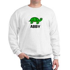 Abby - Customized Turtle Desi Sweatshirt