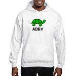 Abby - Customized Turtle Desi Hooded Sweatshirt