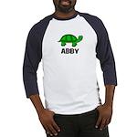 Abby - Customized Turtle Desi Baseball Jersey