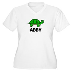 Abby - Customized Turtle Desi T-Shirt