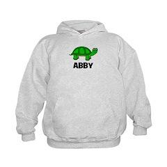 Abby - Customized Turtle Desi Hoodie