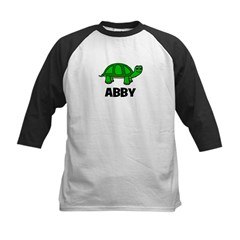 Abby - Customized Turtle Desi Tee