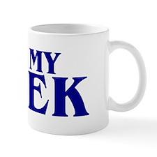 I INTERROBANG MY GEEK! Mug