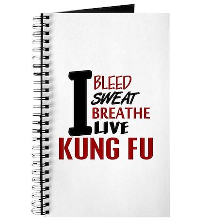 Bleed Sweat Breathe Kung Fu Journal