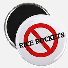 Anti Rice Rockets Magnet
